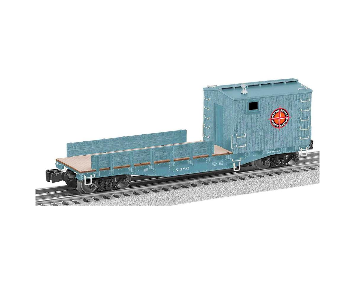 Lionel O Boom Car w/Railsounds & Legacy, DT&I