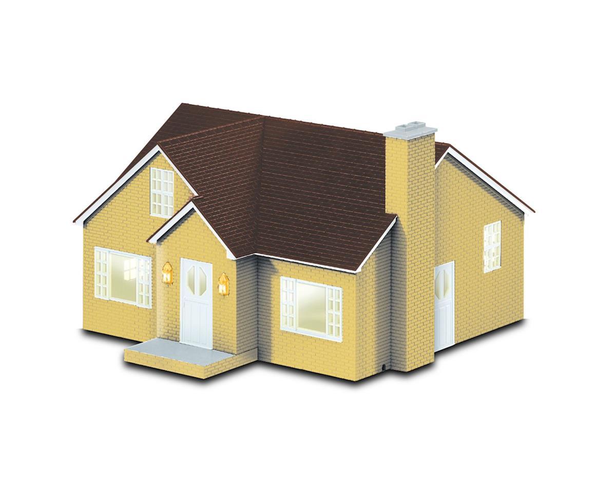 Lionel O Bungalow House/Plug-n-Play