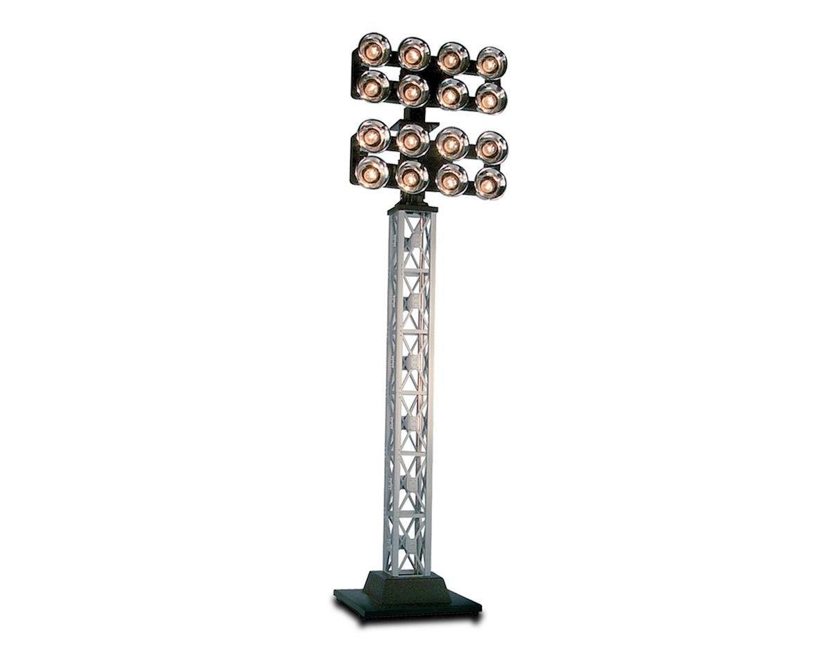 Lionel O Double Floodlight Tower/Plug-n-Play