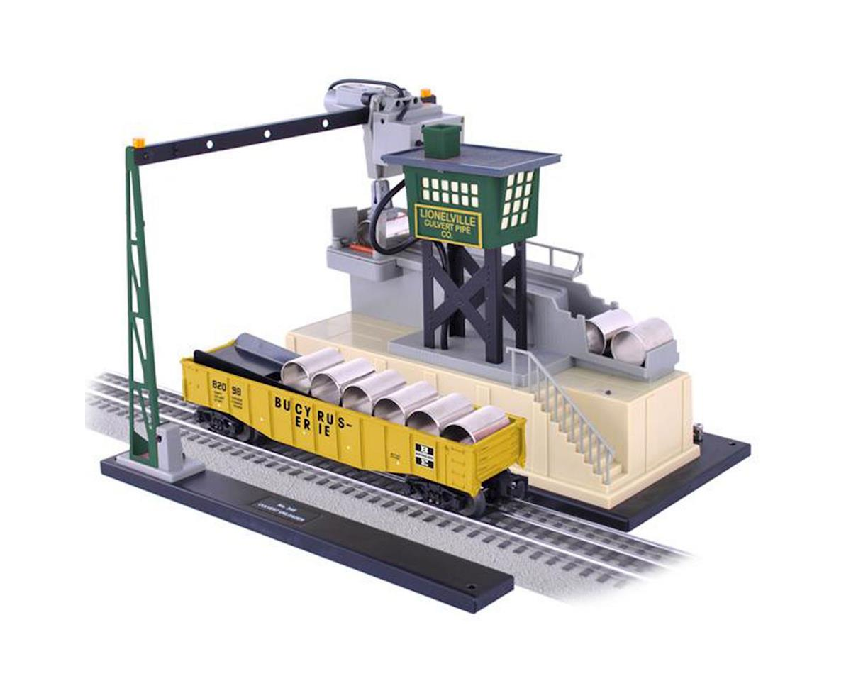 Lionel O Command Controlled Culvert Unloader