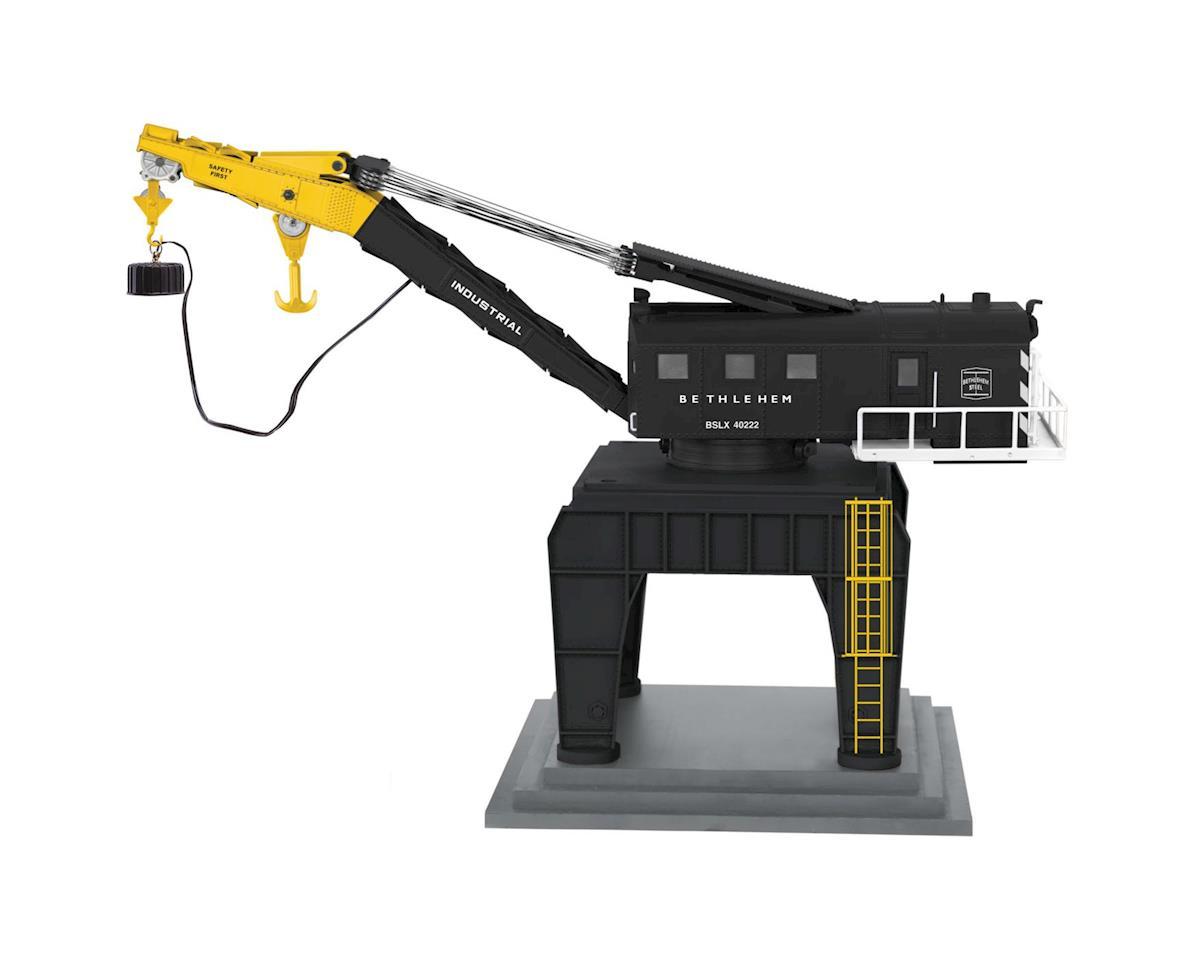 Lionel O Command Control Trackside Crane, BSCX