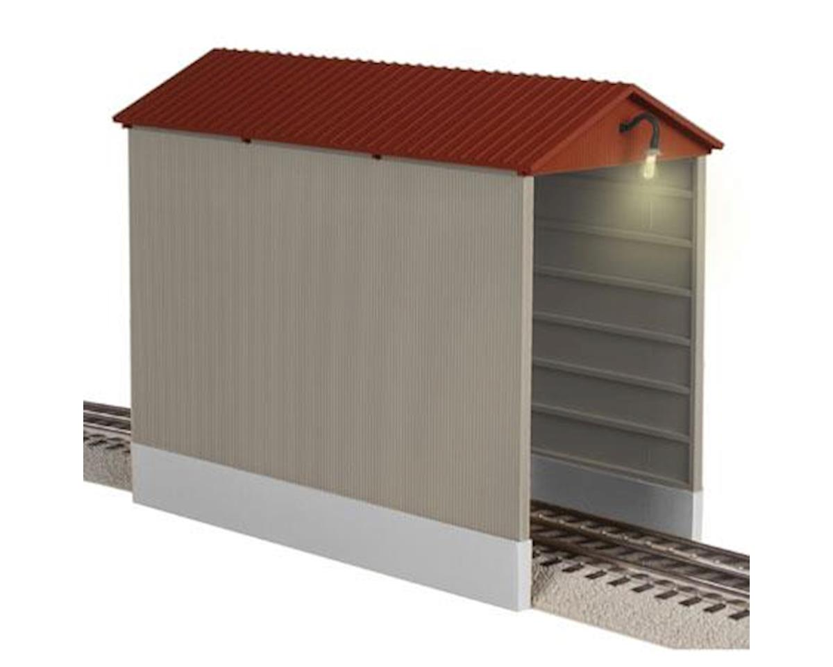 Lionel O Illuminated Hopper Shed
