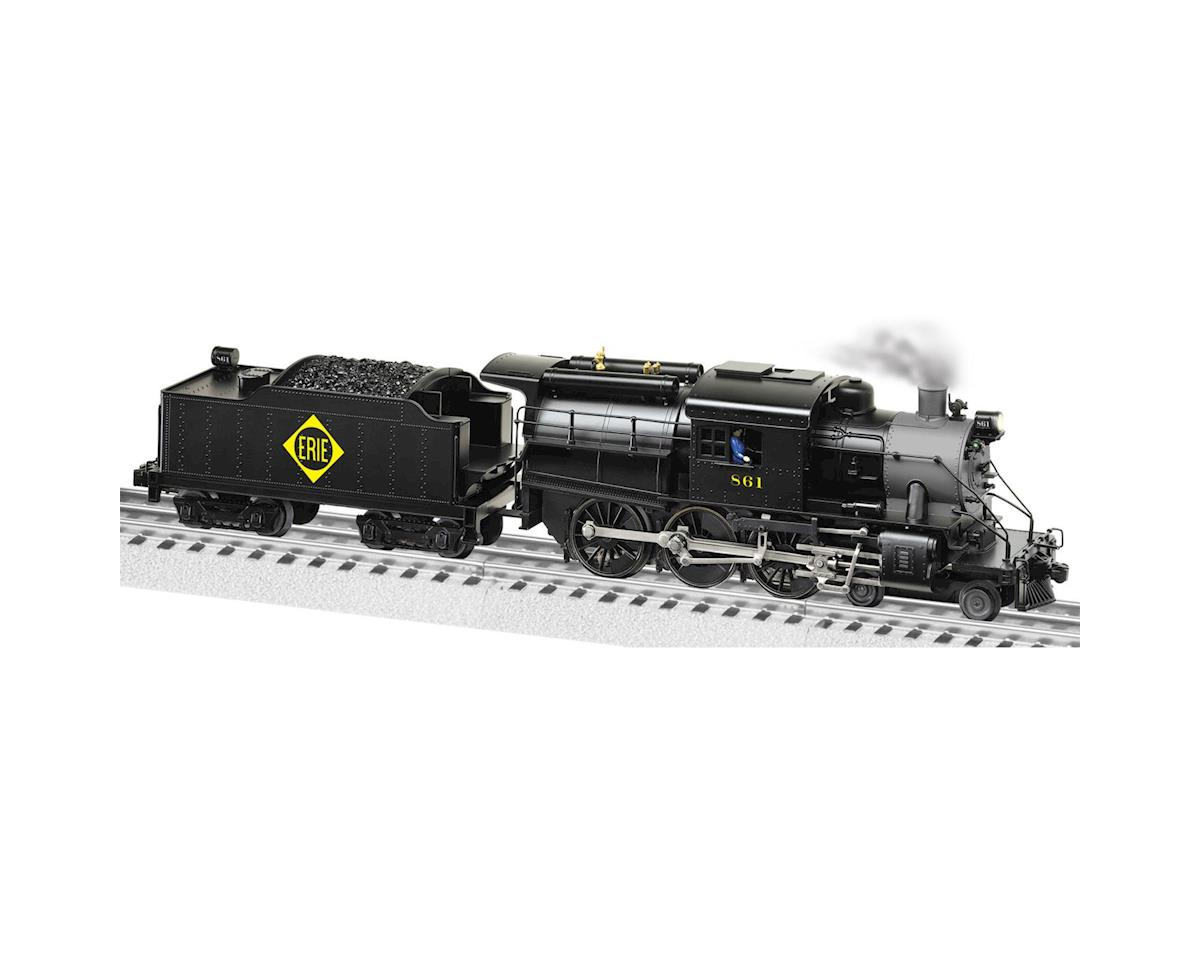 Lionel O-27 LionChief Plus Camelback, Erie #861