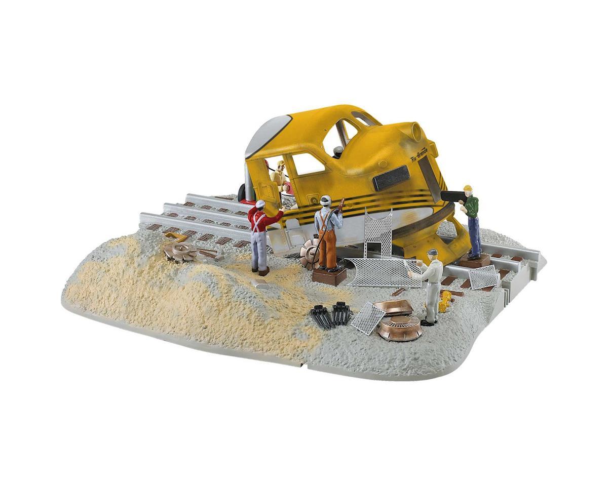 Lionel O Scrap Yard/Plug-n-Play, D&RGW