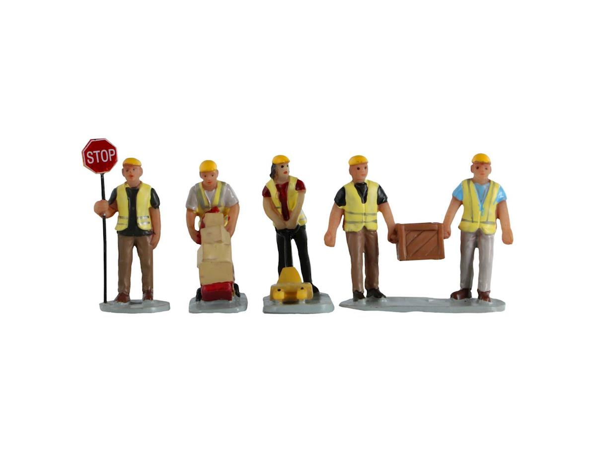 Lionel O Loading Dock Workers Figures