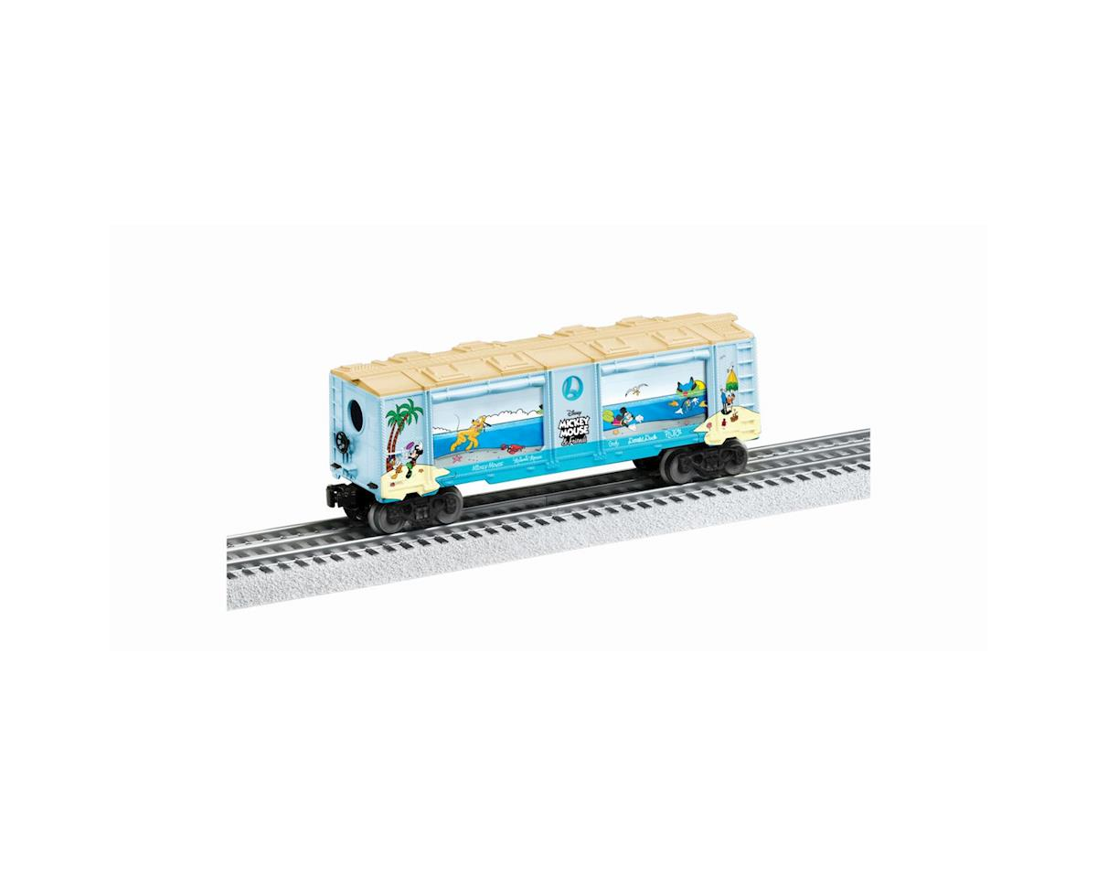 Lionel O-27 Aquarium Car, Disney