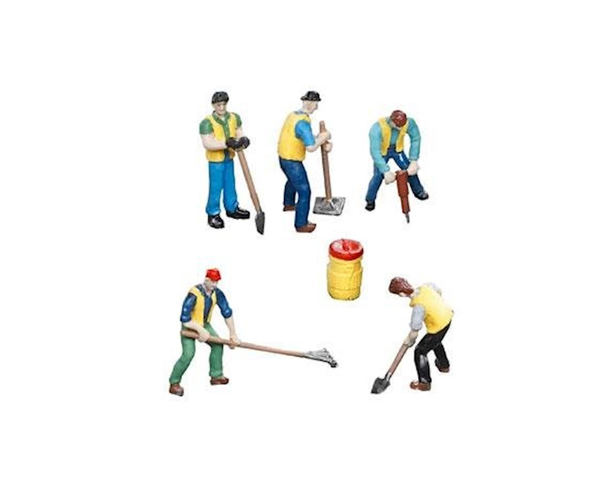 O MOW Workers Figure Pack by Lionel