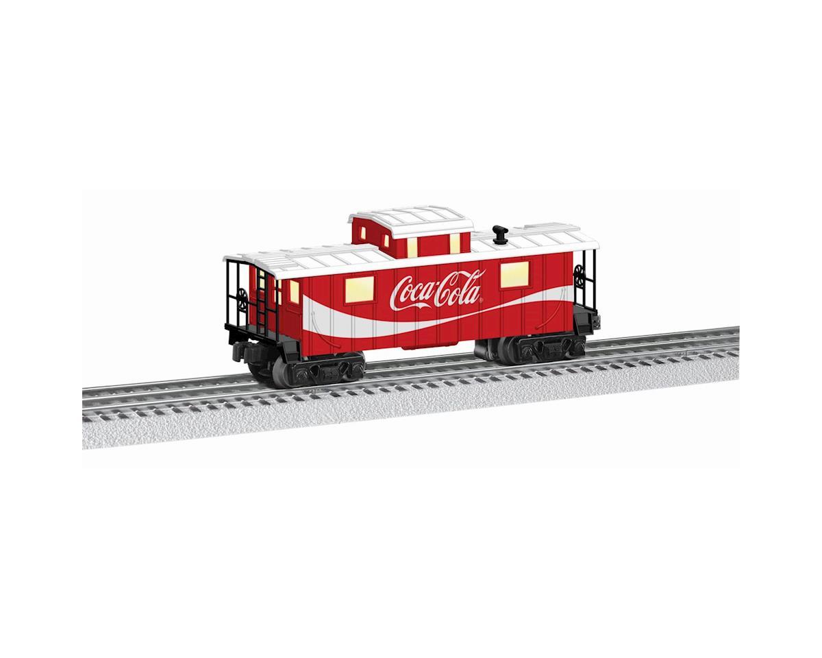 Lionel O-27 Caboose, Coke