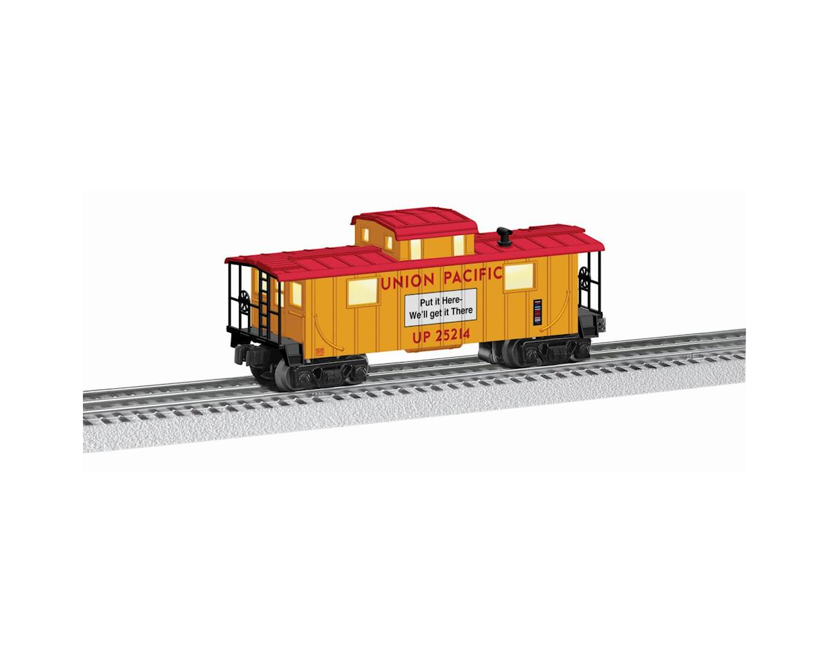 O-27 Caboose, UP by Lionel