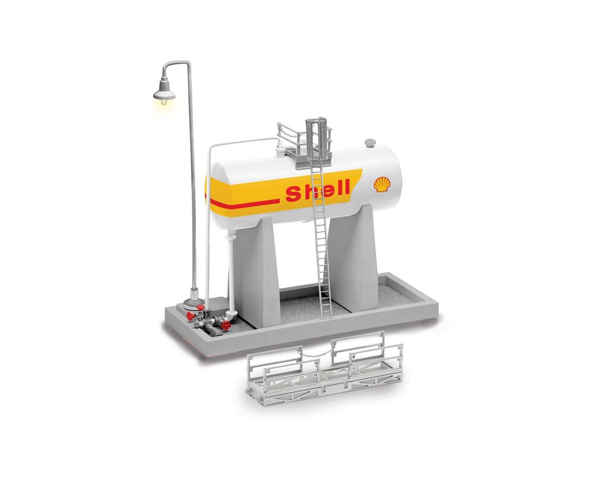 Lionel O Elevated Oil Tank/Plug-Expand-Play, Shell