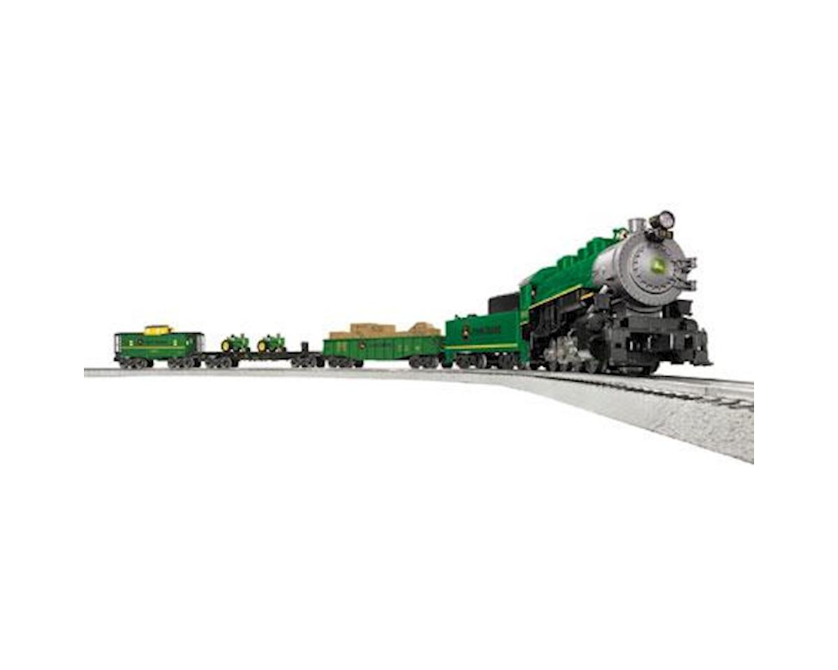Lionel O-27 RTR John Deere Steam Set