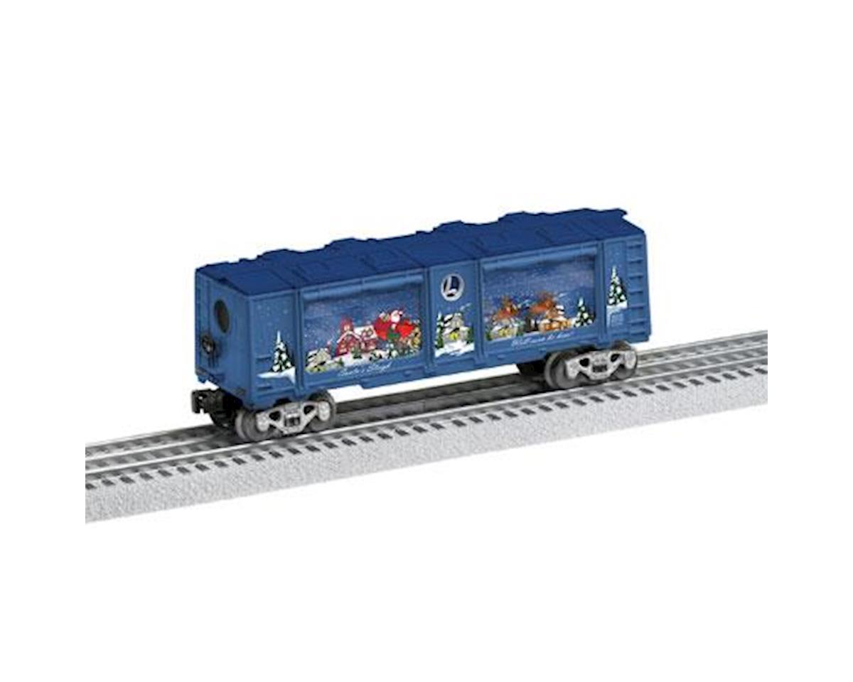Lionel O-27 Operating Aquarium Car,Santas Sleigh
