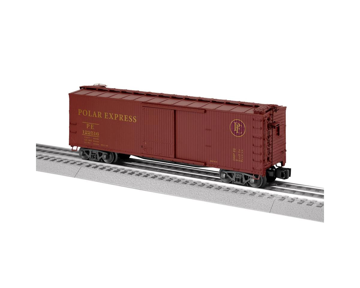 Lionel O-27 Double Sheathed Box, Polar Express