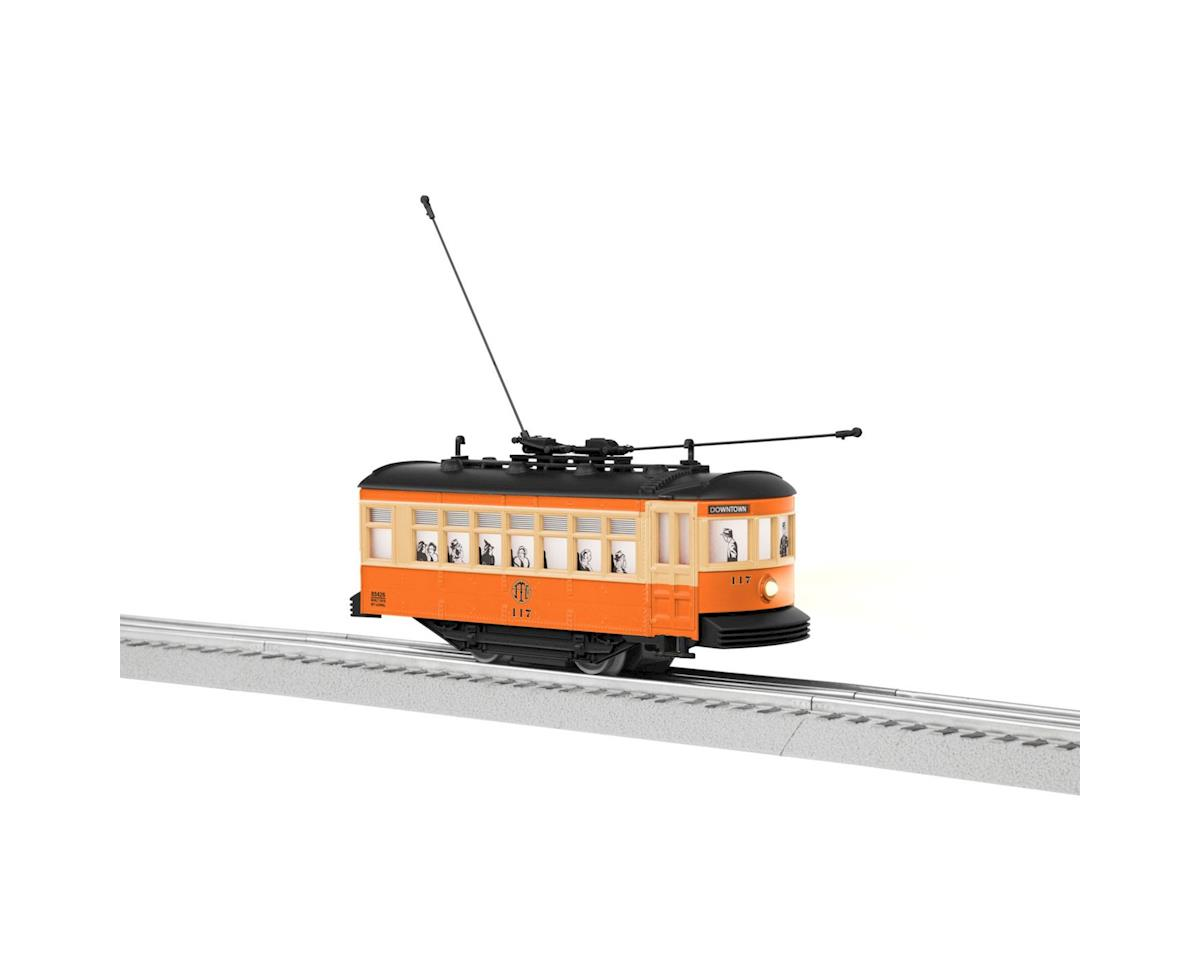 Lionel O-27 Birney Trolley, Johnstown