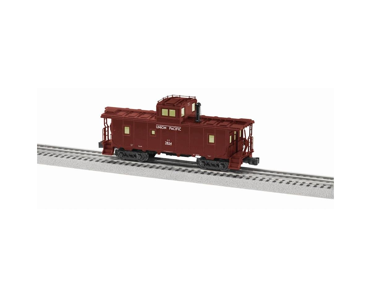 Lionel O CA-4 Caboose, UP/Brown #3824