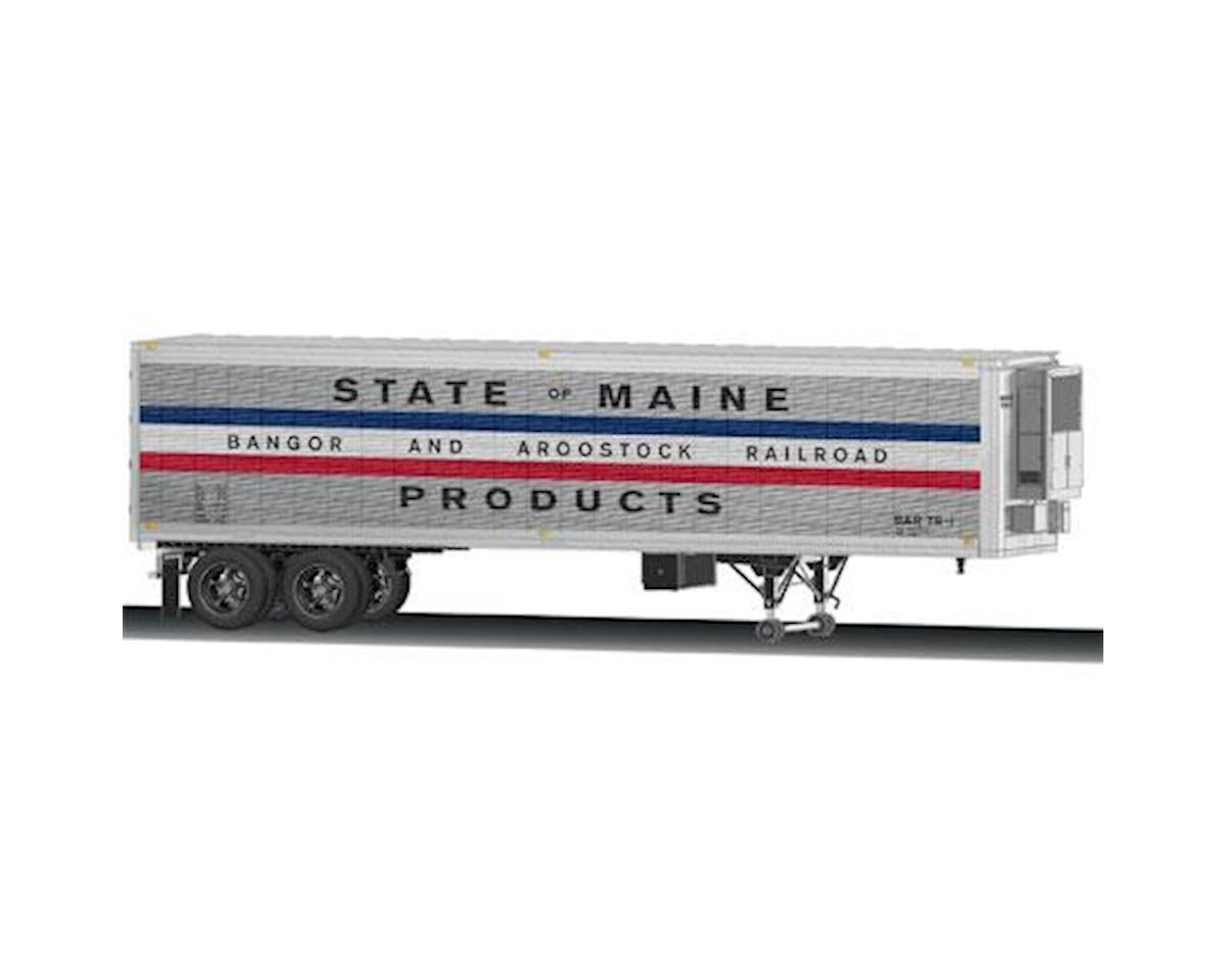 Lionel O 40' Trailer, BAR/State of Maine (2)
