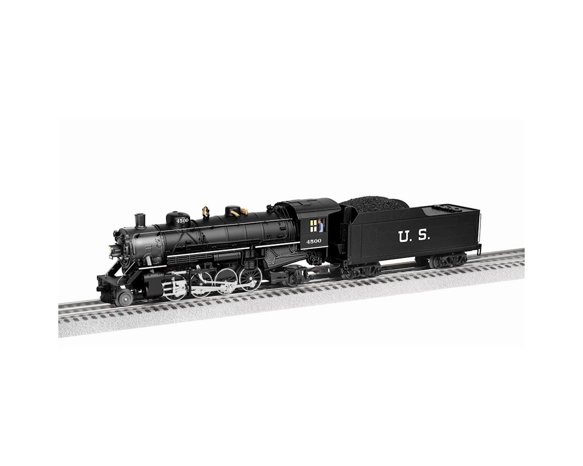 Lionel O-27 LionChief Plus 2-8-2, US/MacArthur