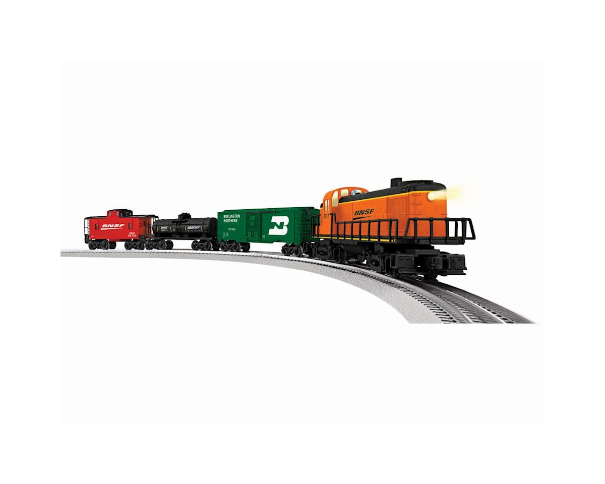 Lionel BNSF O-27 RTR RS-3 Scout Freight Set w/Bluetooth