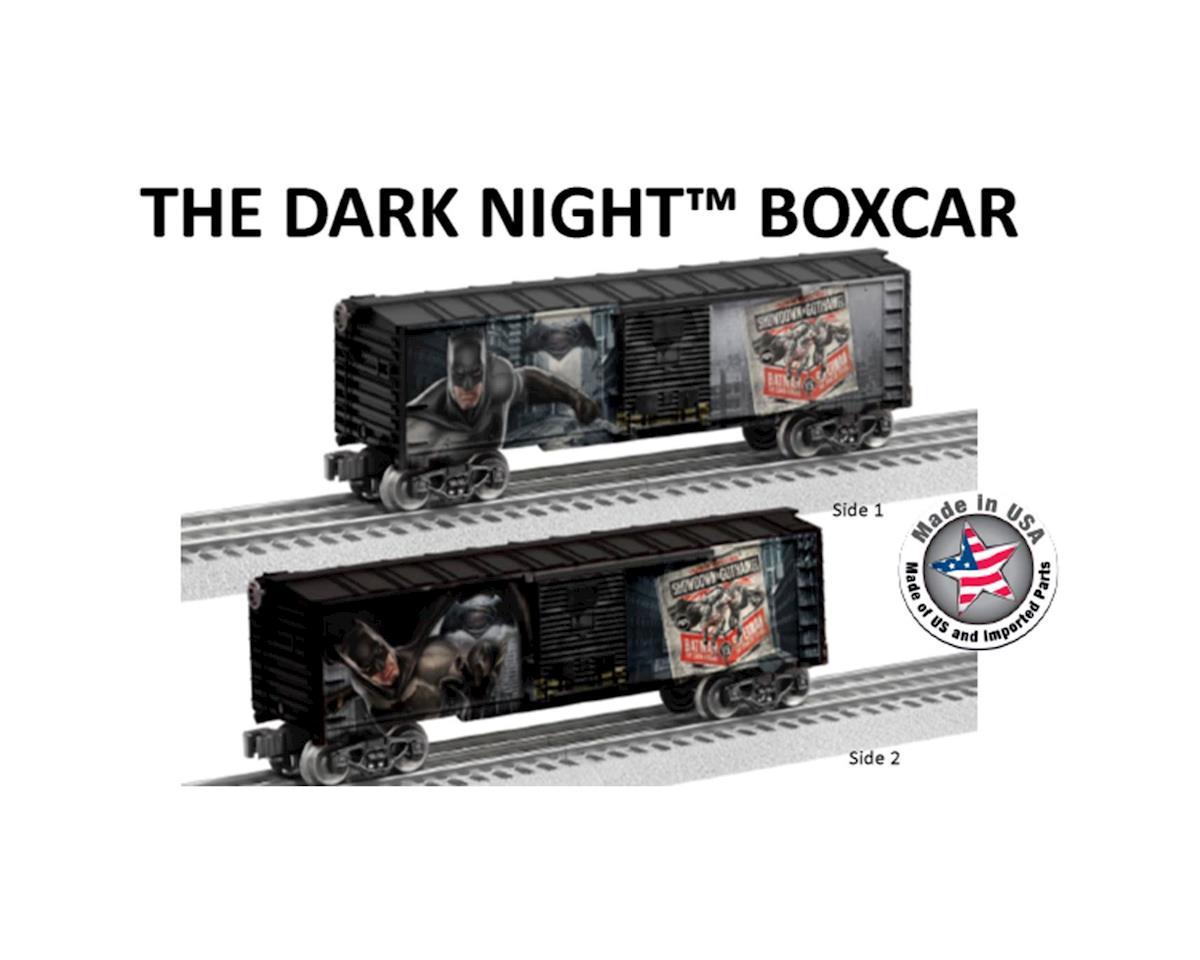 Lionel O-27 BTO Box, The Dark Knight