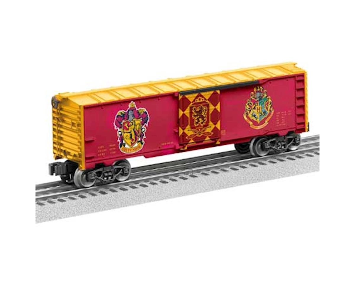 Lionel O-27 Box, Harry Potter/Gryffindor