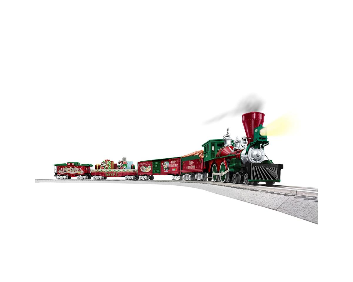 Lionel O-27 Mickeys Holiday to Remember Set w/Bluetooth