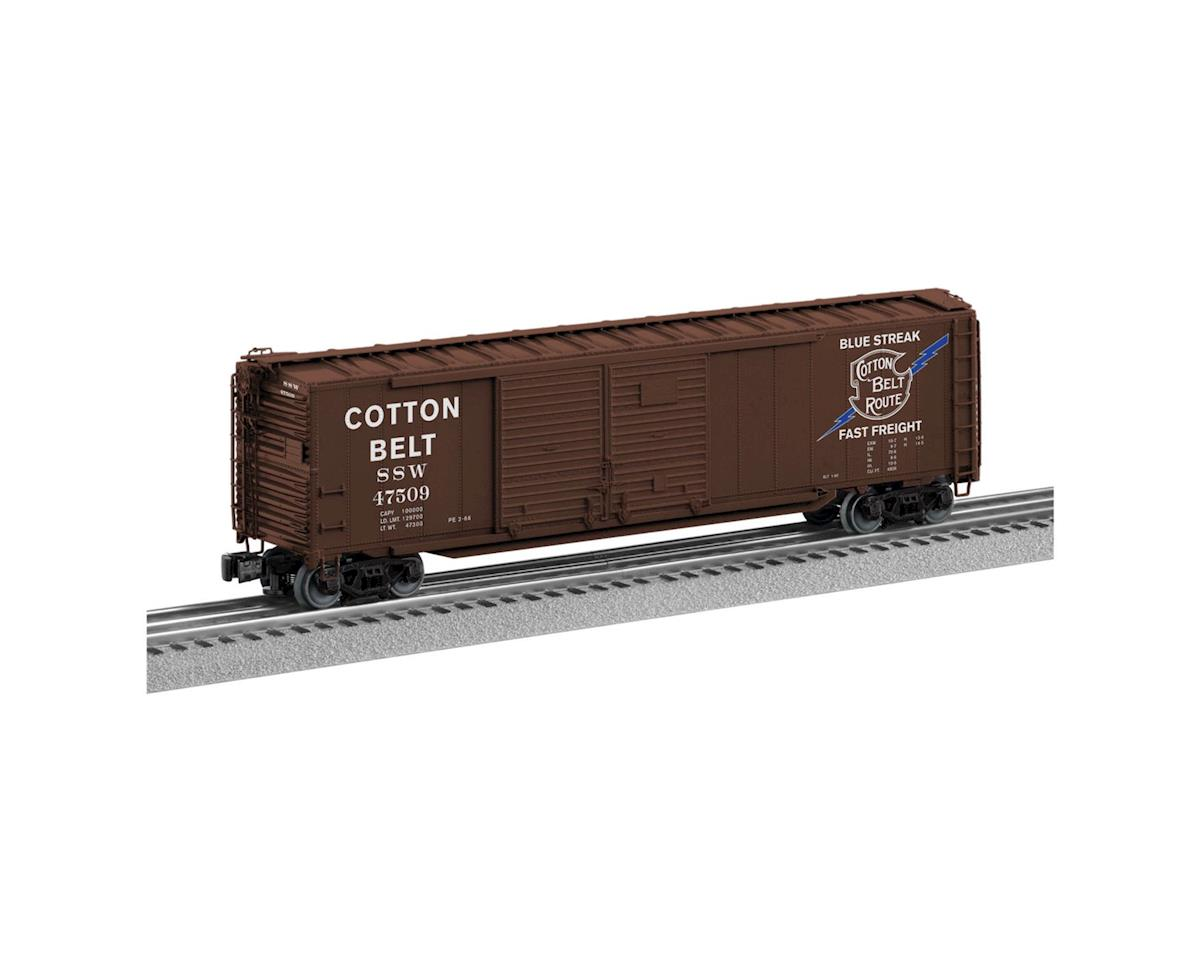 Lionel O 50' Double Door Box, SSW
