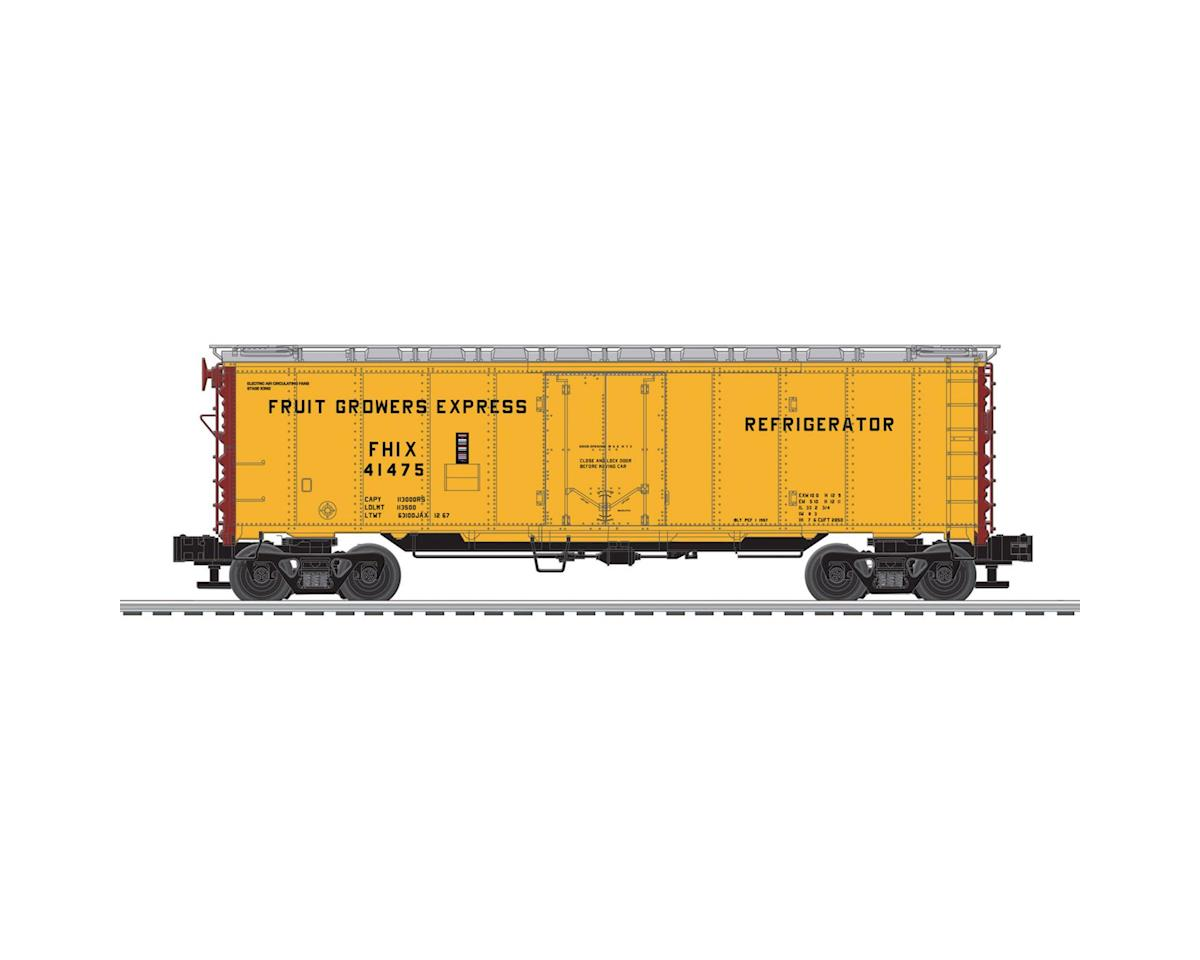 Lionel O-27 40' Steel Reefer, FGE