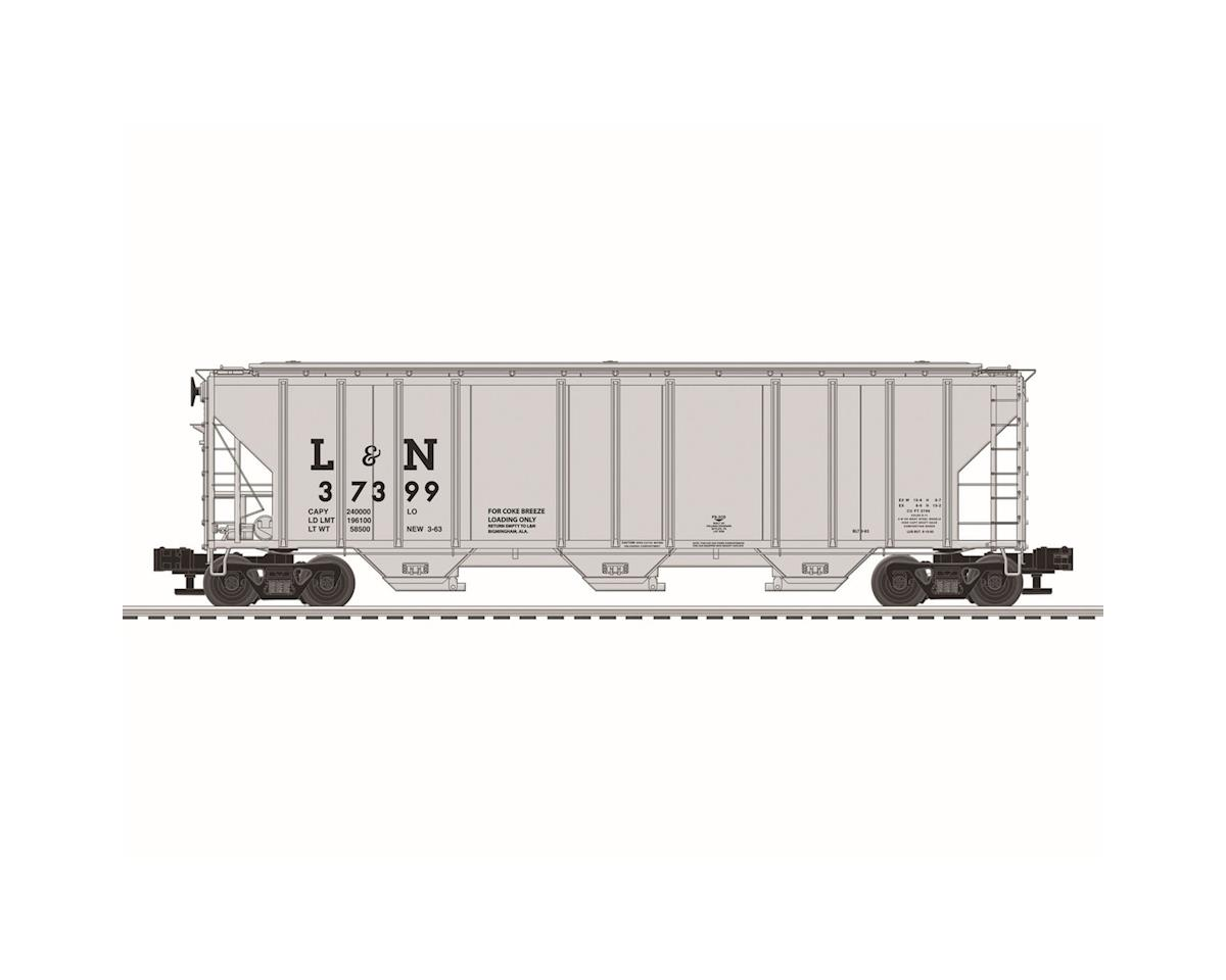 Lionel O-27 2CD Covered Hopper, L&N