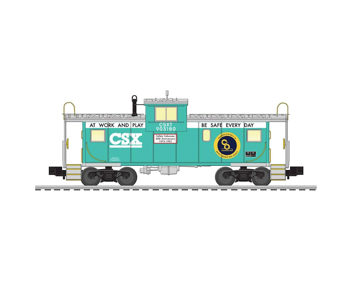 O-27 Wide Vision Caboose, CSX by Lionel