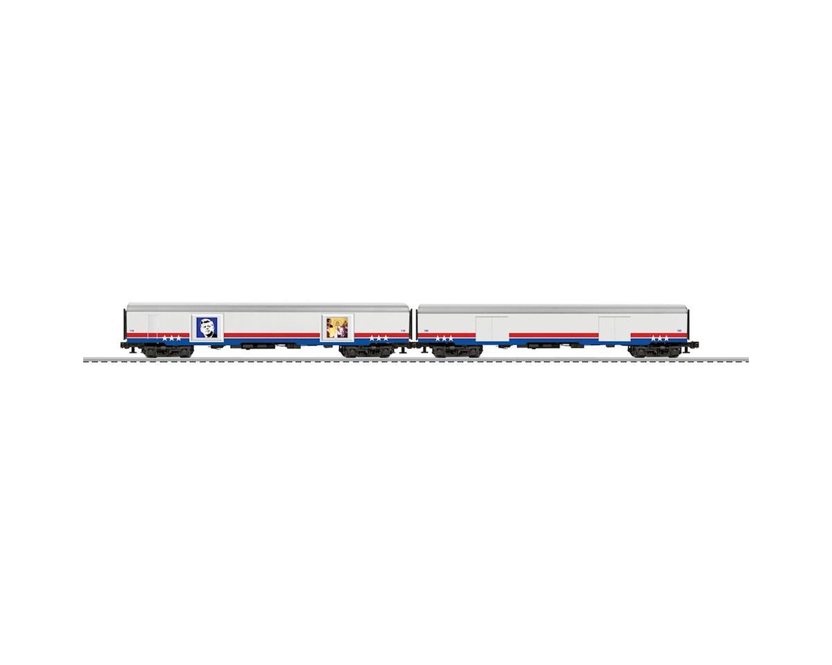 Lionel O Passenger, American Freedom Train #4 (2)