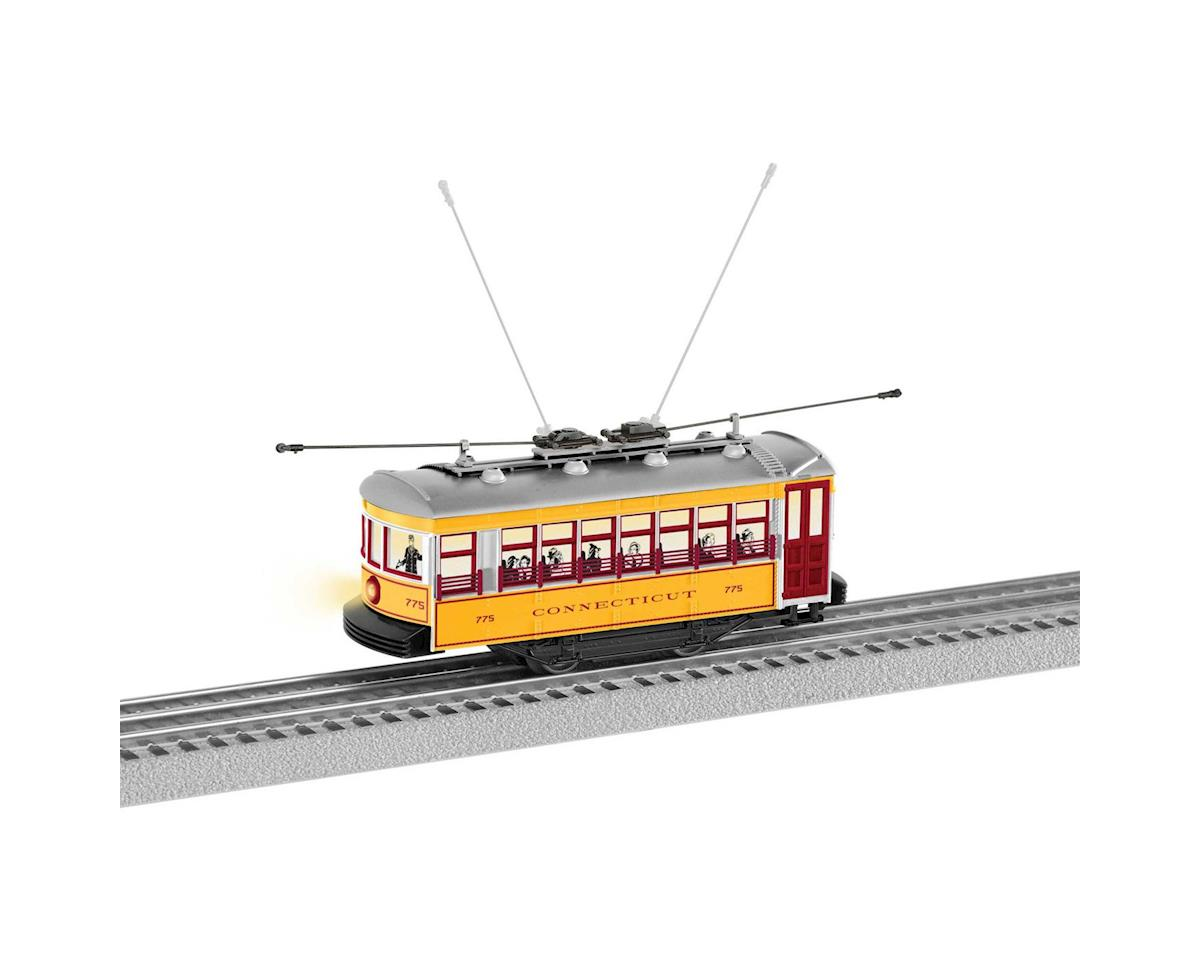 Lionel O-27 Trolley, Connecticut