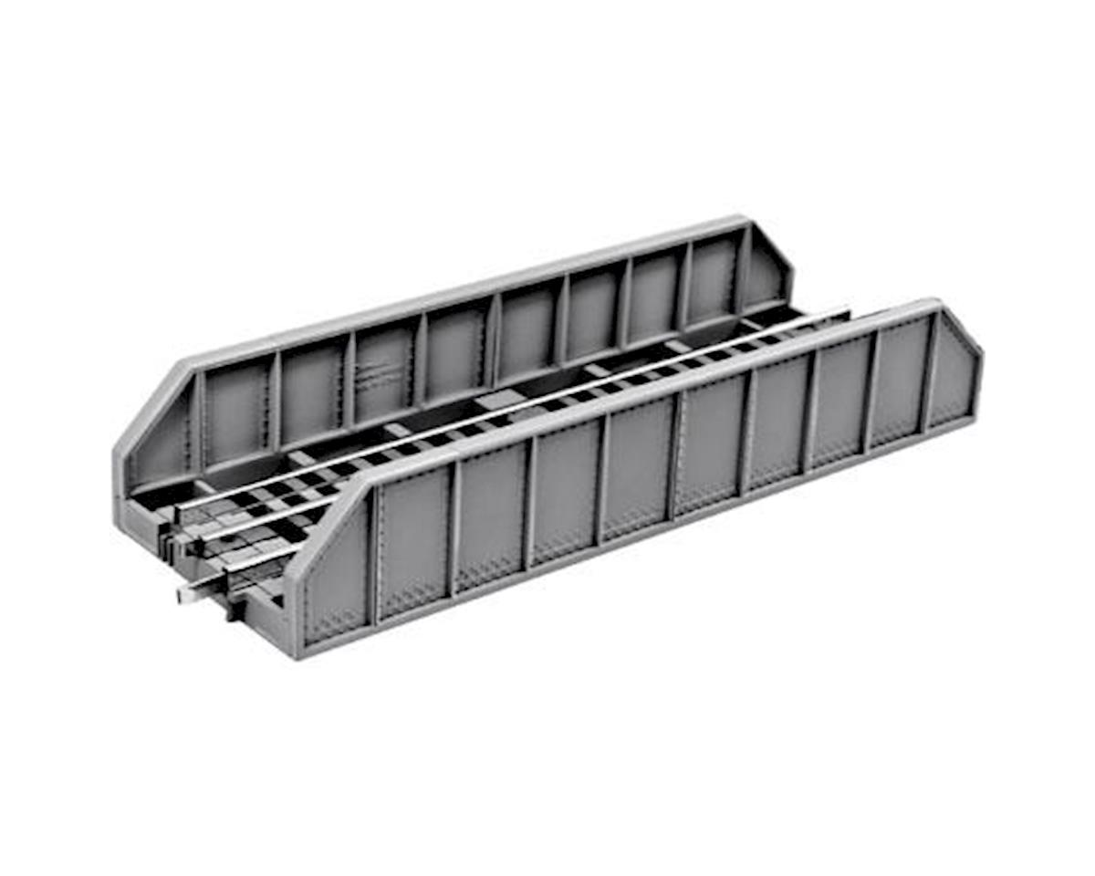 "Lionel O 10"" Girder Bridge Track, Grey"