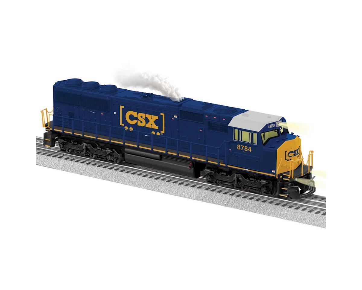 Lionel O BTO SD60M, CSX #8784