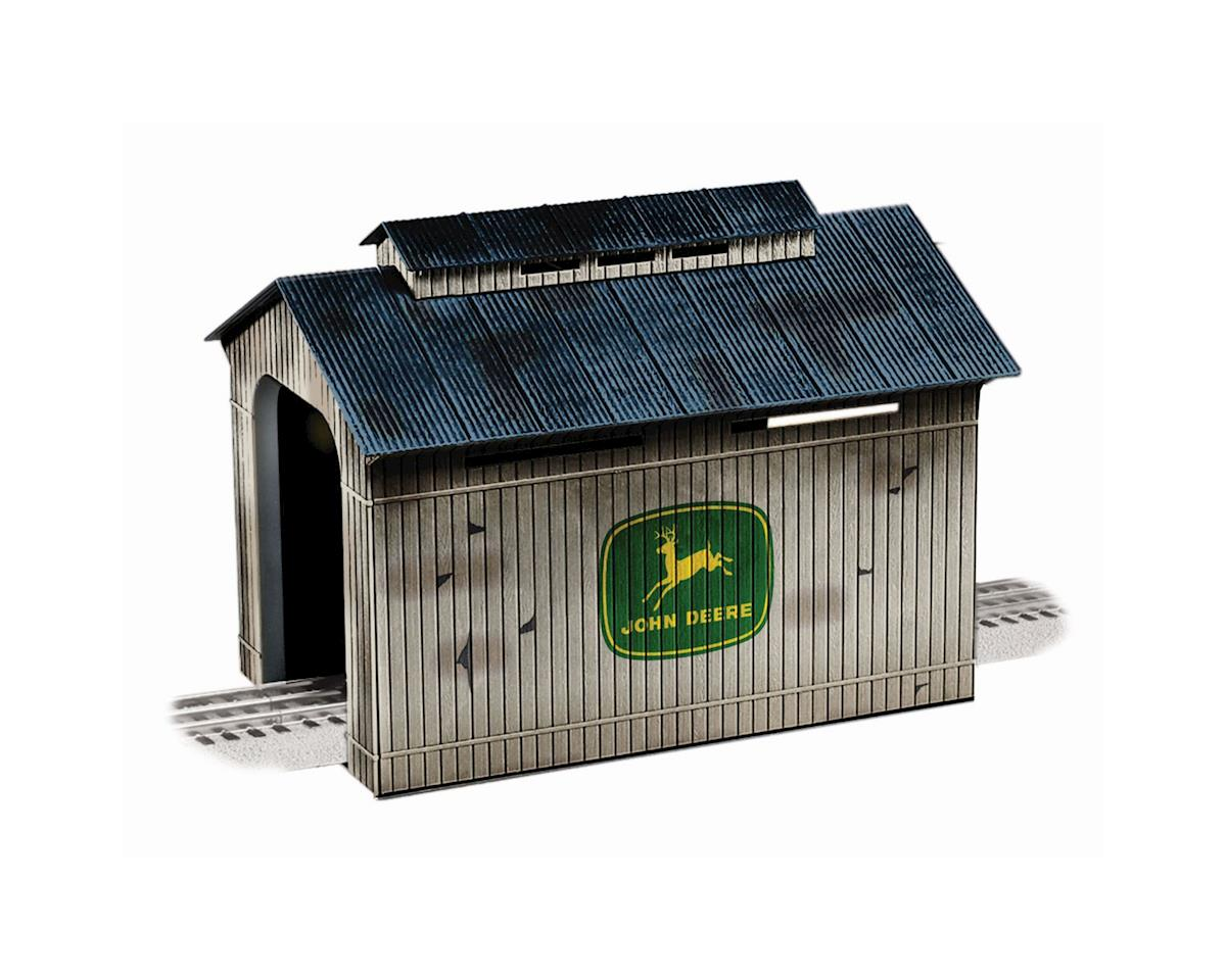 Lionel O Covered Bridge, John Deere