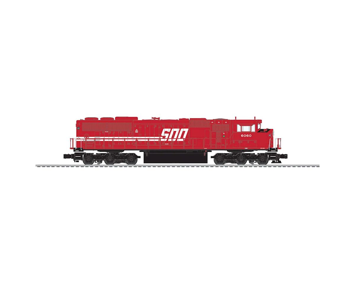 Lionel O BTO Lionchief Plus SD60M,/Bluetooth, SOO #6060
