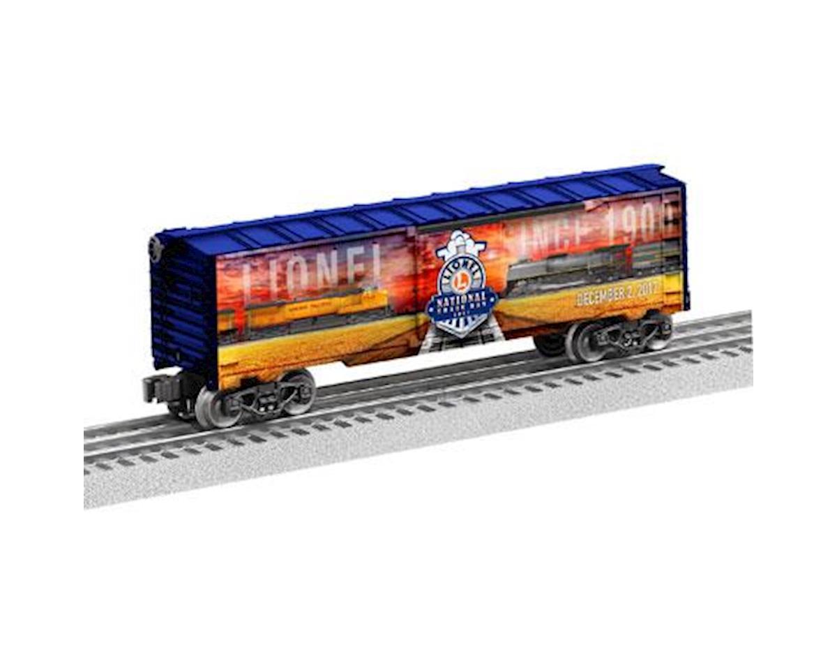 Lionel O-27 Box, National Train Day/2017