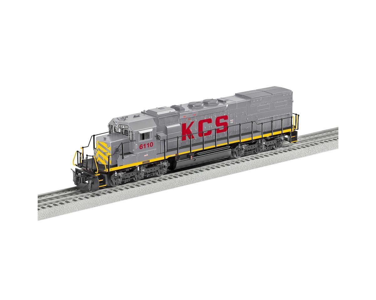 Lionel O BTO SD40T-2 w/Legacy, KCS #6110
