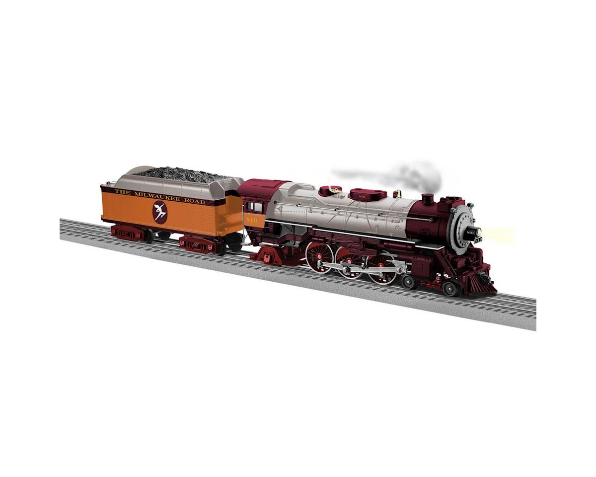 Lionel O-27 LionChief Plus Pacific, MILW #810