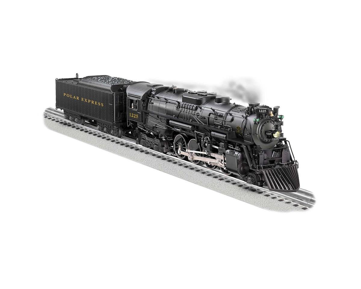 O Berkshire w/Legacy, Polar Express #1225 by Lionel