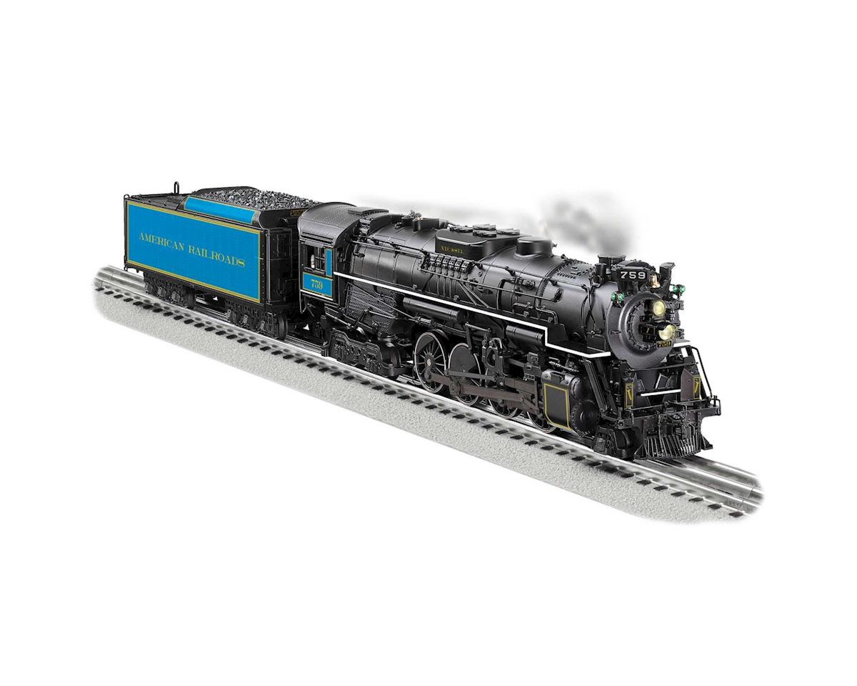 Lionel O BTO Berkshire w/Legacy , American Railroads #759