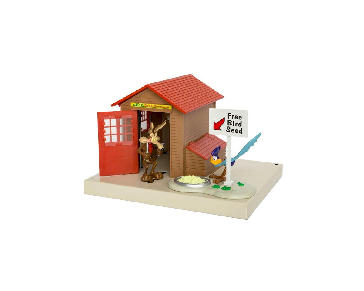 Lionel O Wile E Coyote & Roadrunner Ambush Shack