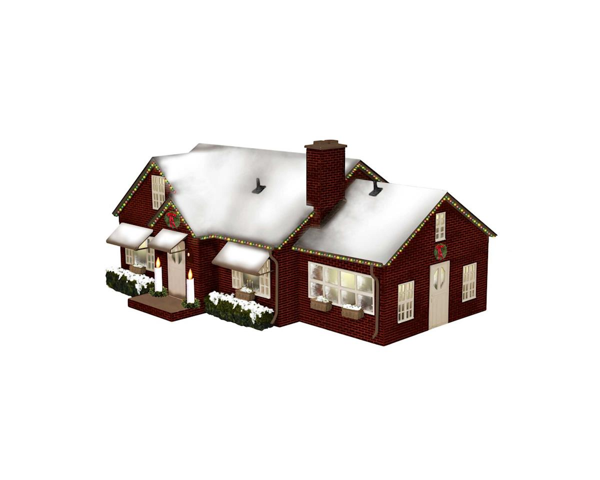 Lionel O Deluxe Christmas House