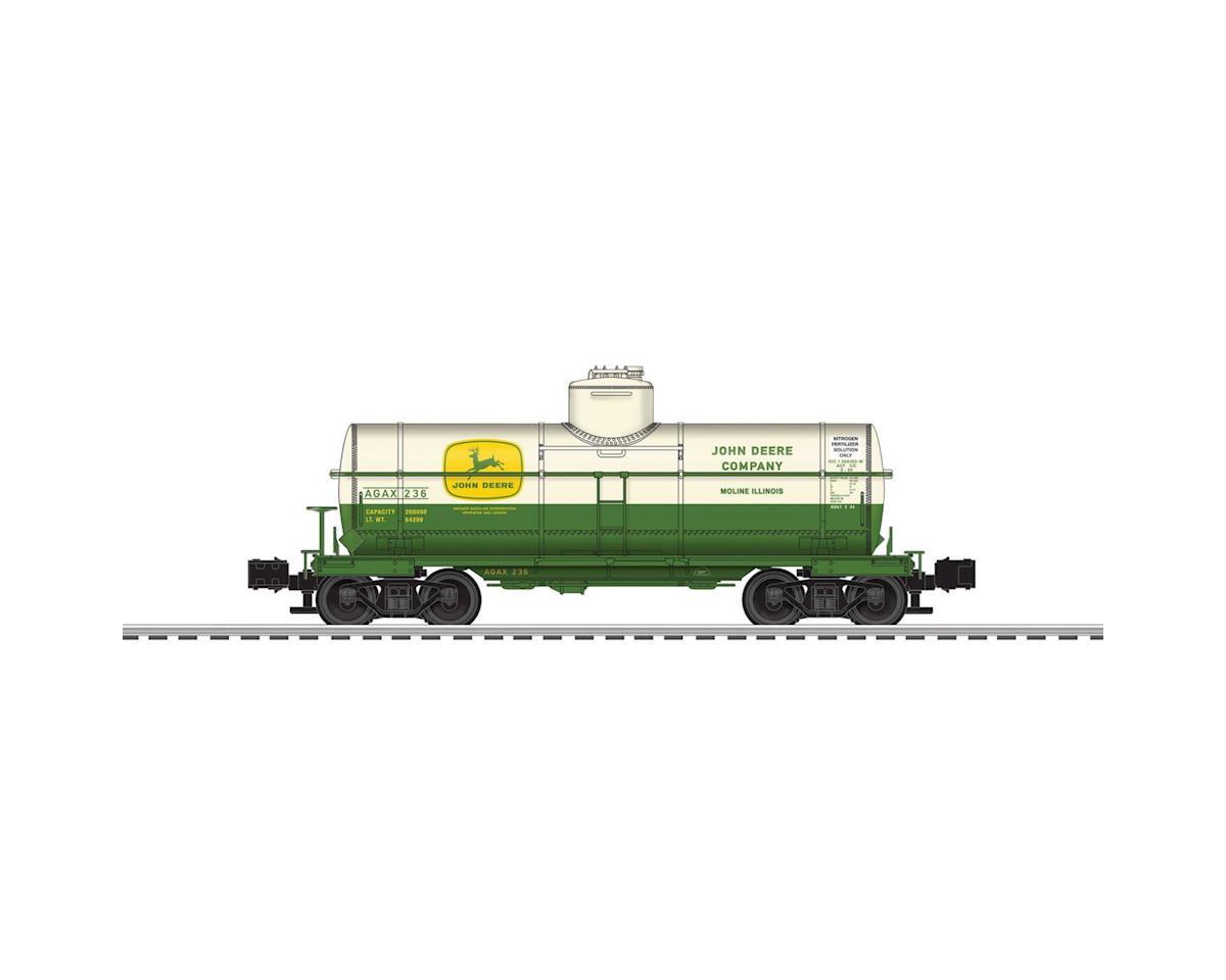 Lionel O 8,000 Gallon Tank, John Deere #236