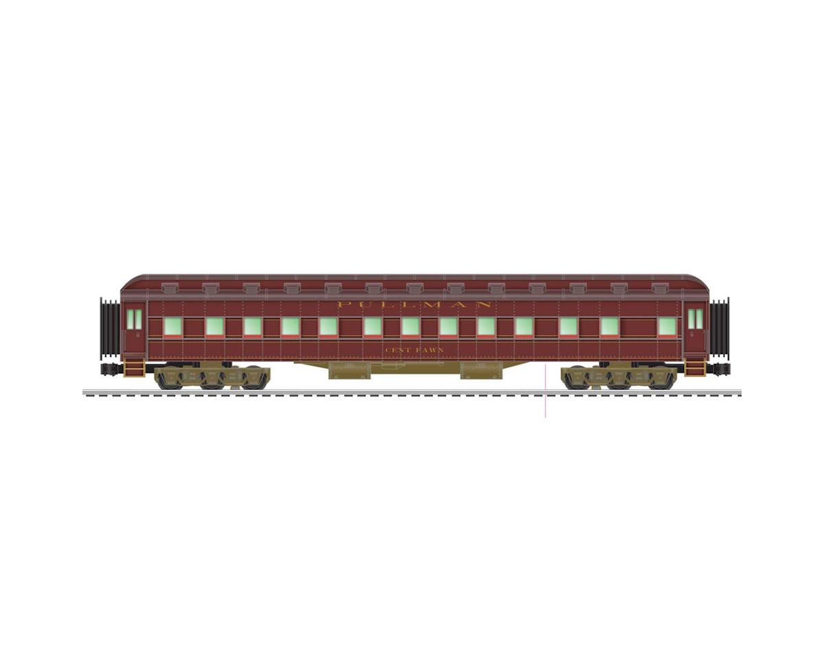 Lionel O Heavyweight Sleeper, PRR/Cent Fawn