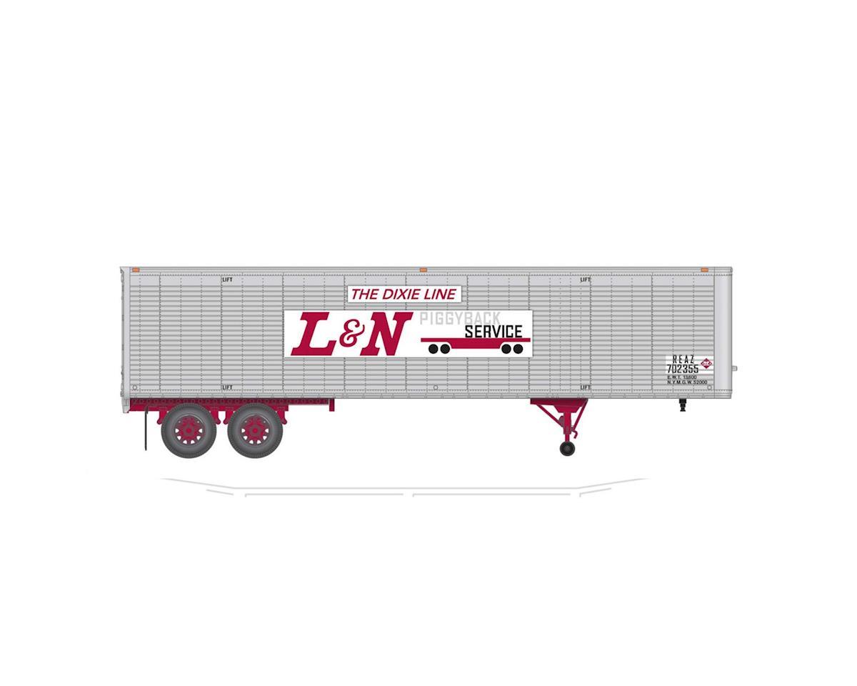 Lionel O 40' Trailer, L&N (2)