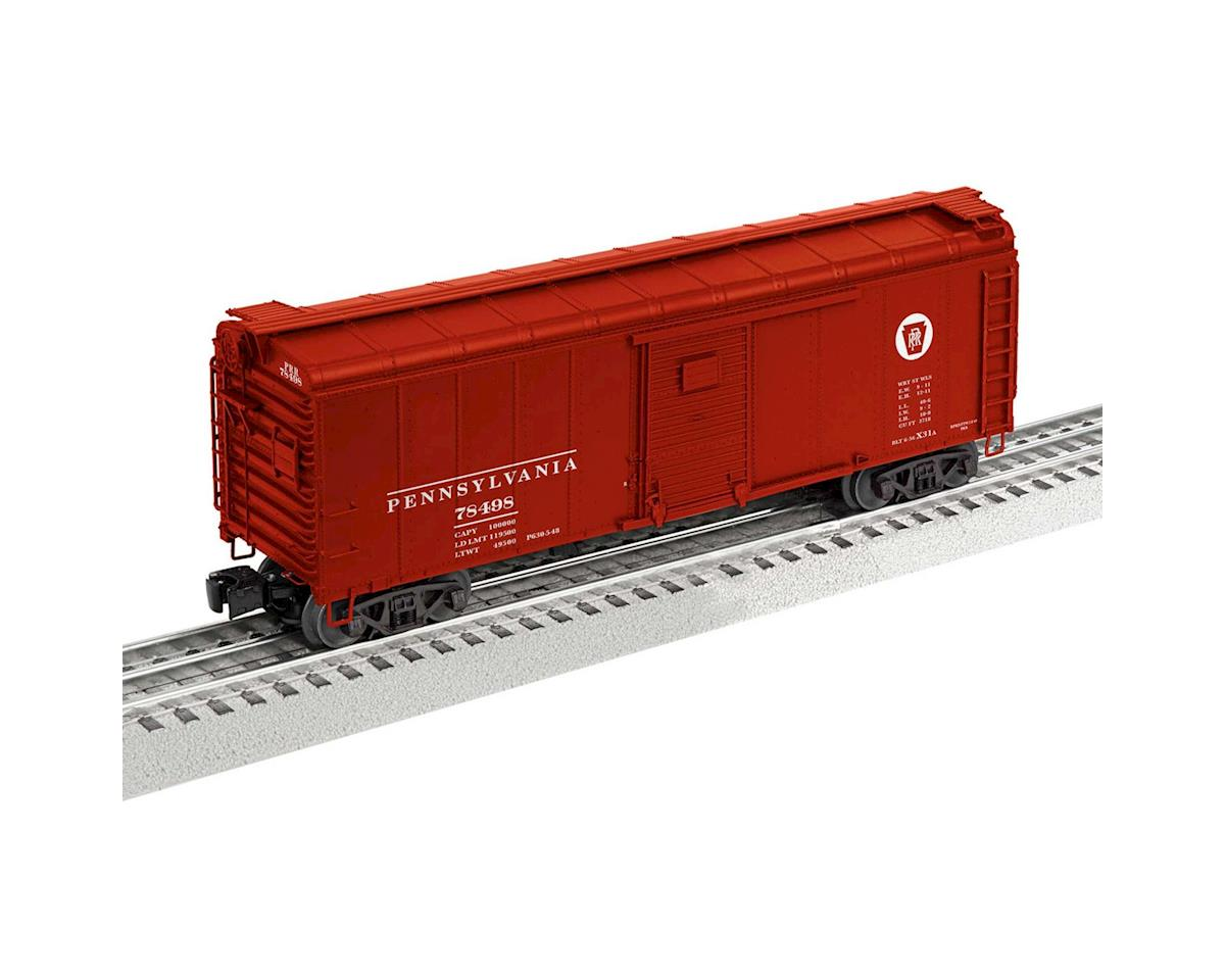 Lionel O X31 Box, PRR/Circle Keystone #78498