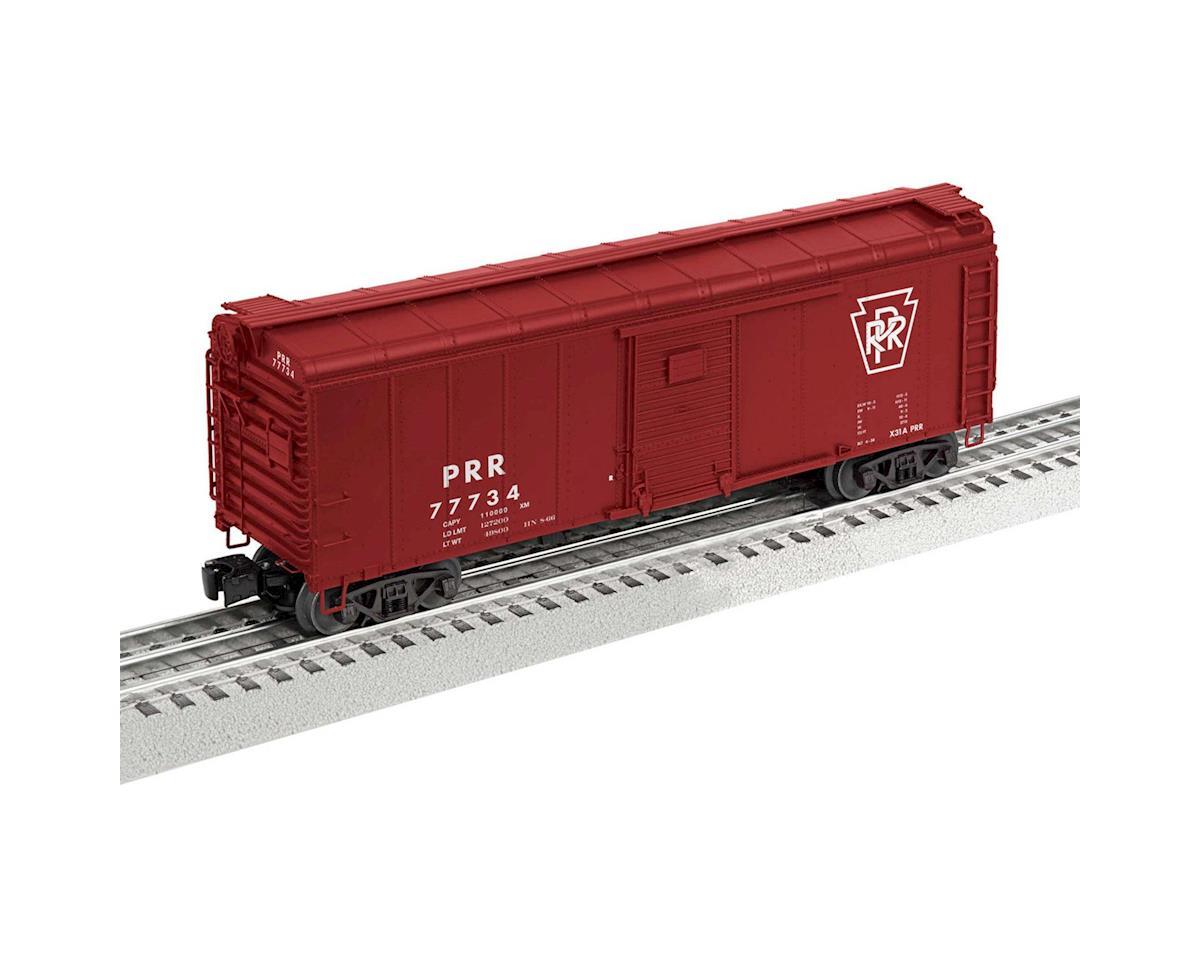 Lionel O X31 Box, PRR/Plain Keystone #77734