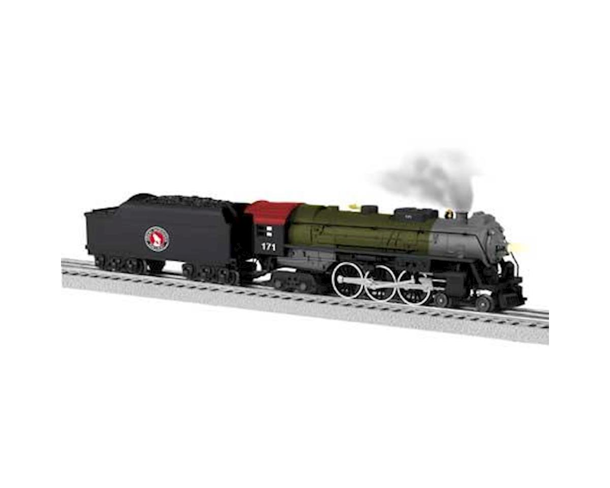 Lionel O-27 LionChief Plus Hudson, GN #171