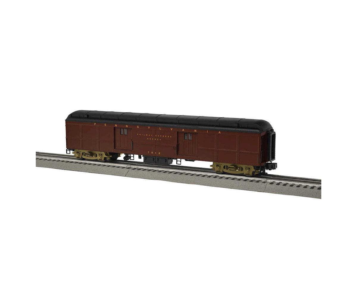 Lionel O B60 Clerestory Baggage, PRR #7918