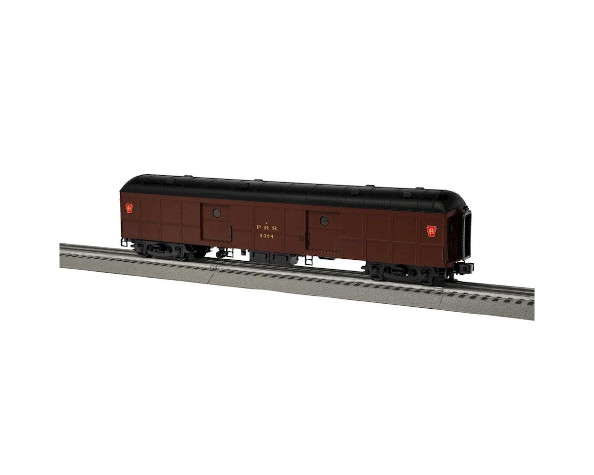 Lionel O B60 Round Roof Baggage/1960, PRR #9384